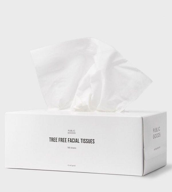 Tree Free Tissue Box