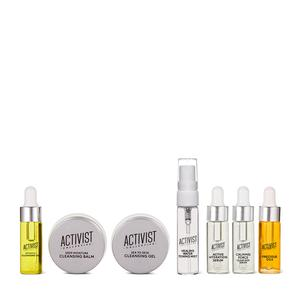 Sustainable Skincare 2-Week Trial Kit  zero waste ‧ refillable ‧ travel minis