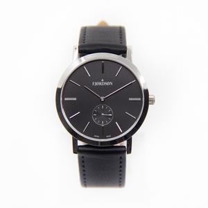 #SLIM | Silver/Black – Vegan Leather – UNISEX