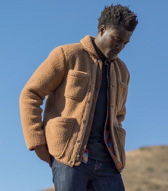 Arcana Sherpa Jacket – Final Sale