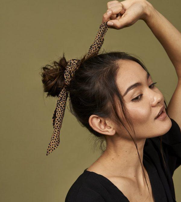 Recycled Fabric Bandana · Whimsy & Row