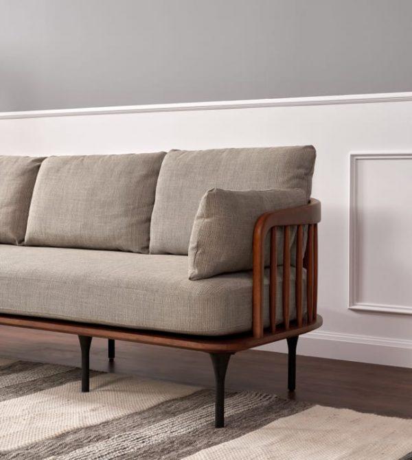 Wayne Sofa, Light Brown