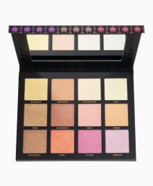 Sunset Glow – Highlighting Palette