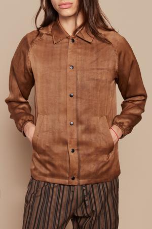 Brown Sugar Coaches Jacket