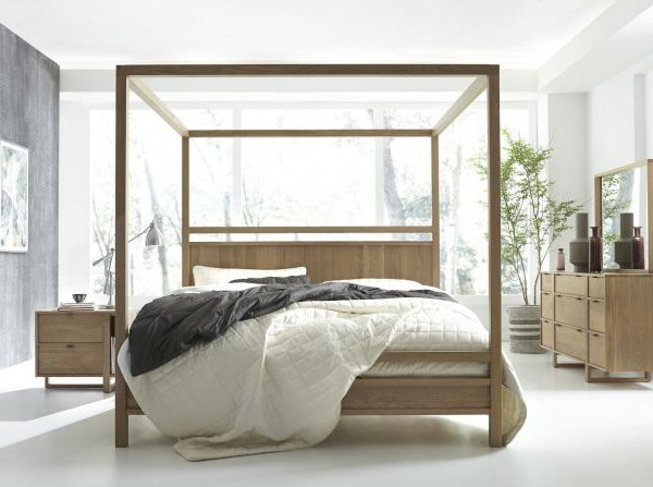 Fulton Canopy Bed