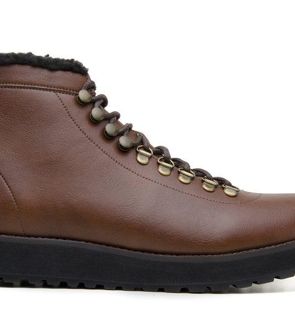 Explorer Boot, Brown — Brave Gentleman