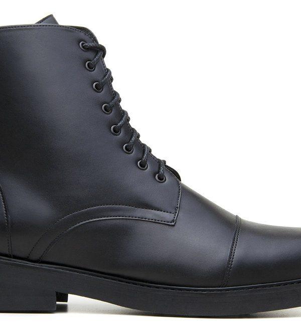 Battle Boot, Black — Brave Gentleman