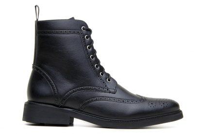 Visionary Boot II, Black — Brave Gentleman