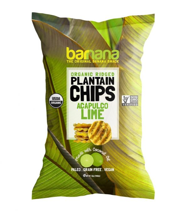 ACAPULCO LIME PLANTAIN CHIPS