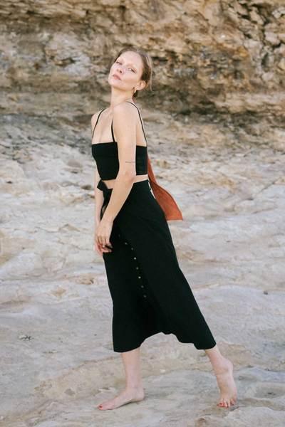 Margot Skirt (Black)