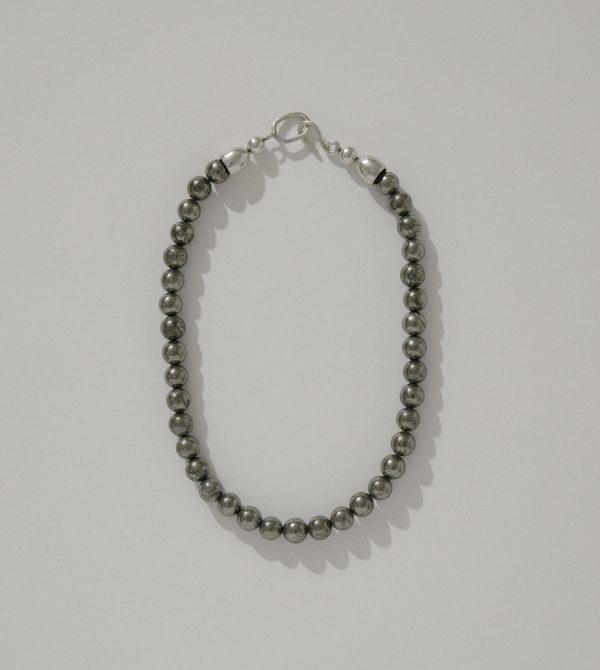 Ama Necklace – Pyrite