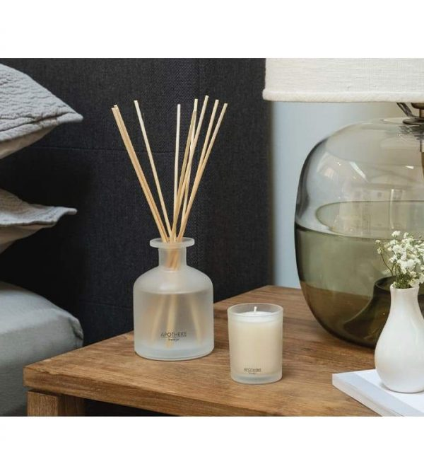 Amber Woods Reed Diffuser