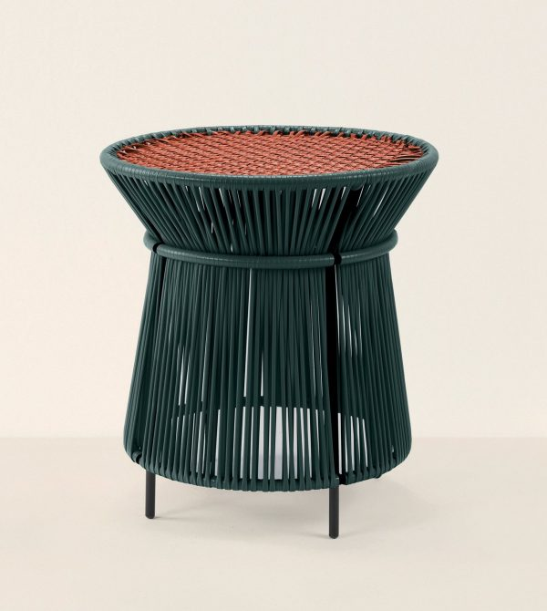 Caribe Chic Tall Side Table