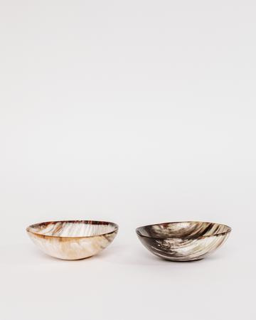 Ankole Horn Bowl