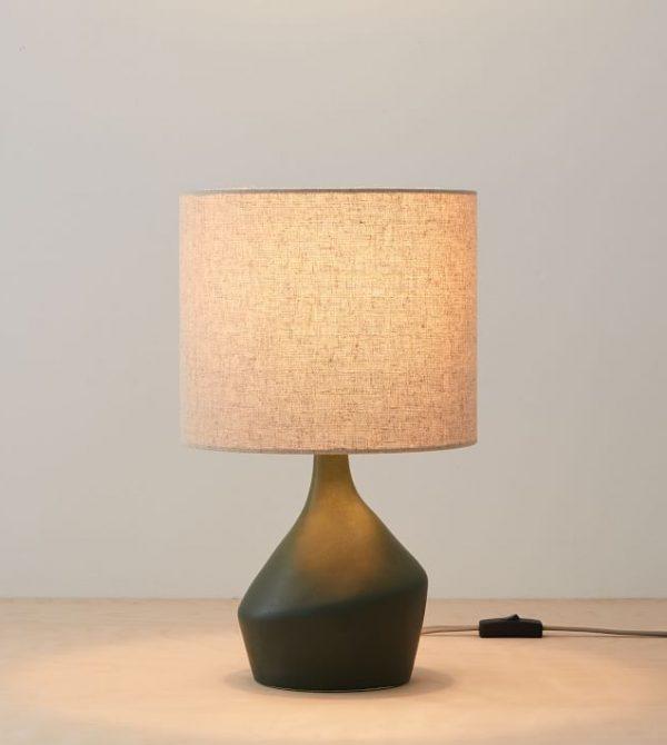 Asymmetry Ceramic Table Lamp