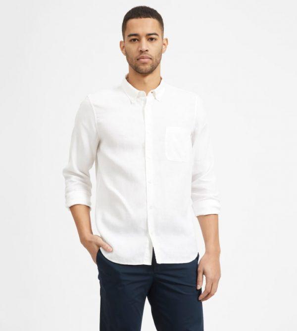 The Linen Standard Fit Shirt