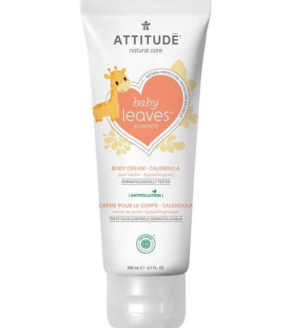 Calendula Natural Body Cream