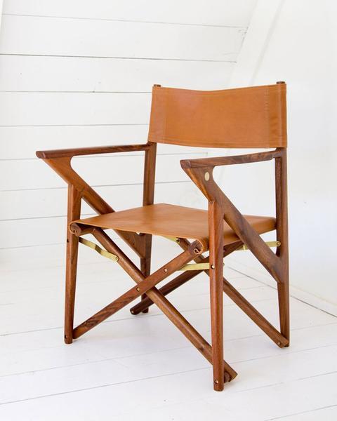 Baker's Modern Safari Chair
