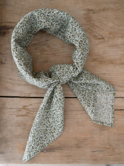 Organic Cotton Scarf - Canyon Floral - LAUDE the Label