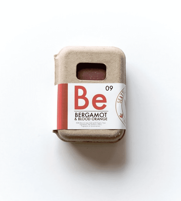 Organic Bergamot & Blood Orange Soap — The Safari Collective