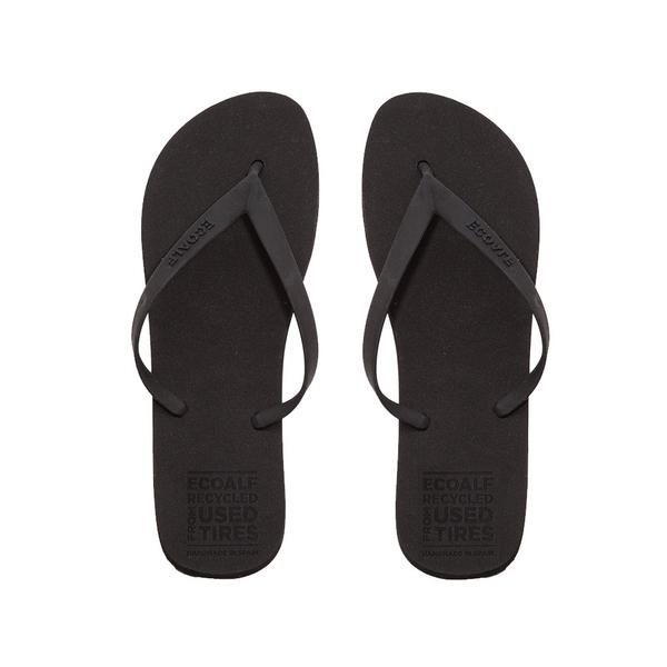 Ecoalf Recycled Flip-Flop Black