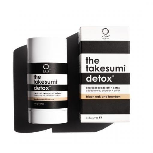 detox® charcoal deodorant