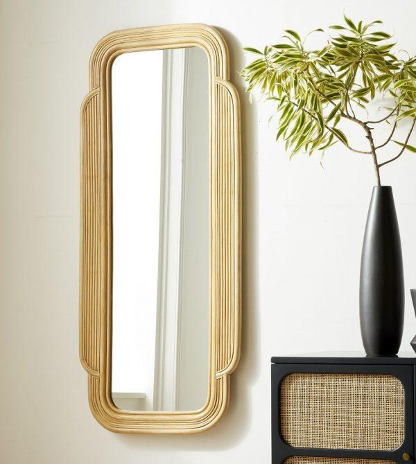 Desert Sun Floor Mirror