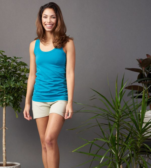Tempest Organic Cotton Tank Top – Clothing :: Brook There