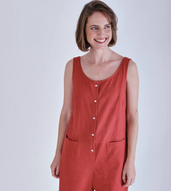 Amber Relaxed Jumpsuit