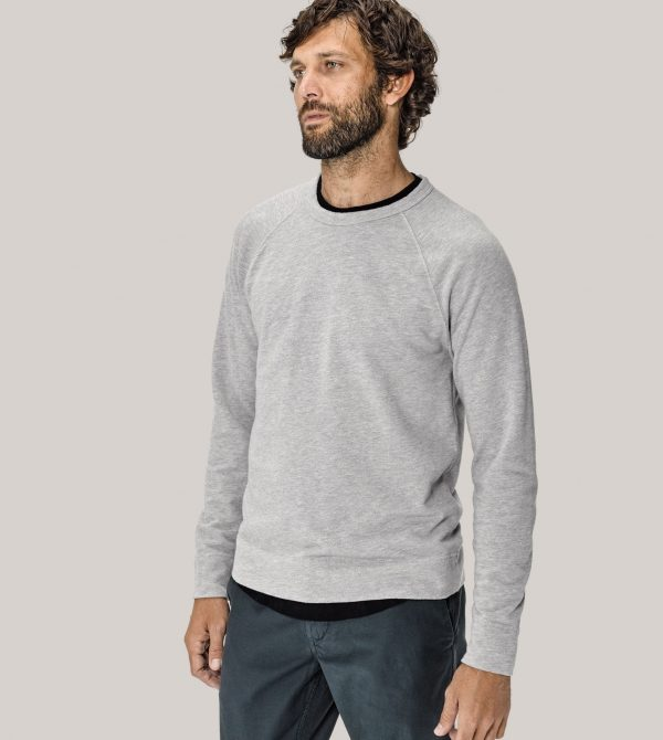Heather Grey Vintage Sweatshirt