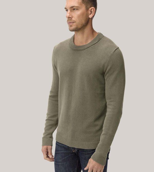 Hunter Vintage Dyed Cotton Traveler Sweater