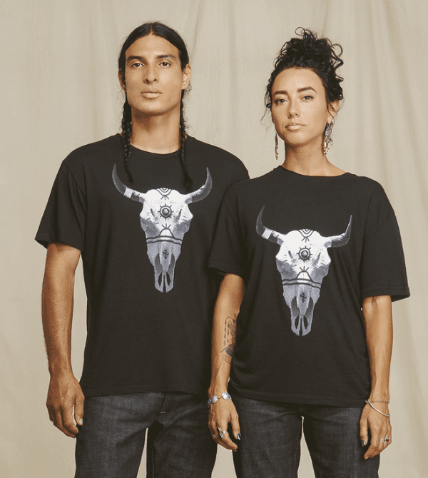Buffalo Hemp Tee