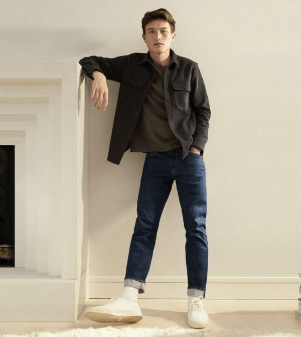 The Selvedge Slim Fit Jean
