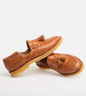 Mexican Handmade Huarache made from Eco-Leather FRIDA | CANO