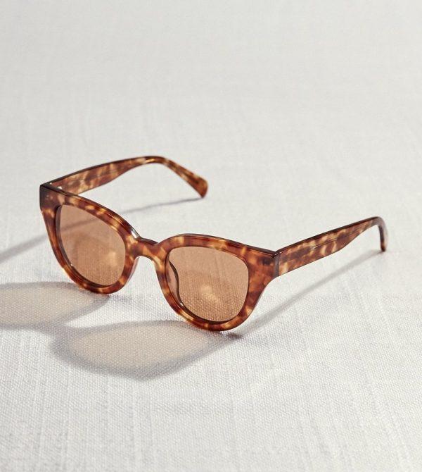 Barton Cat Eye Sunglasses