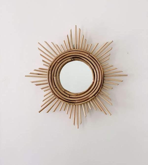 Mini Matahari Mirror