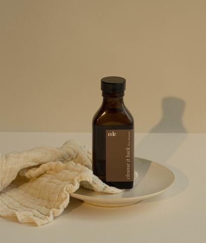 EDE Cleanse It Back Face Cleanser