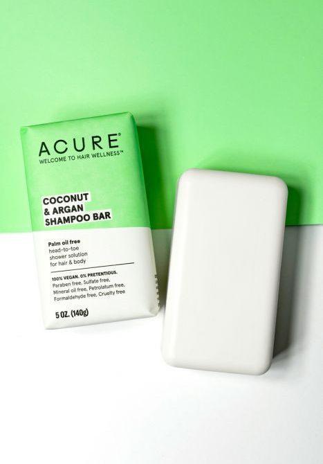COCONUT & ARGAN SHAMPOO BAR