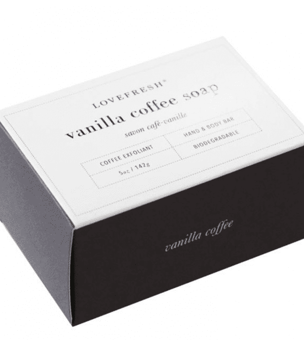 Vanilla Coffee Soap