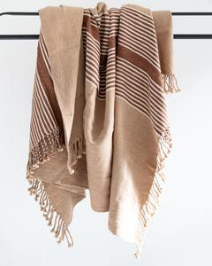 Organic Color Grown Cotton Blanket – Fair and simple