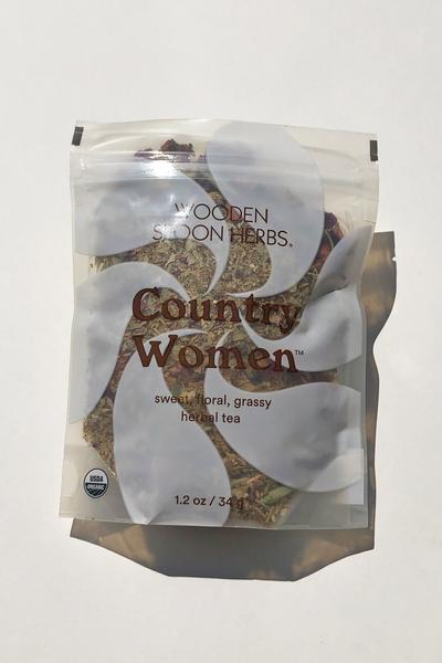 Country Women Tea