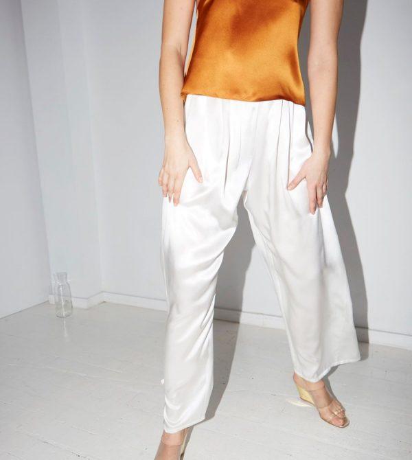 Ivory Judo Pants