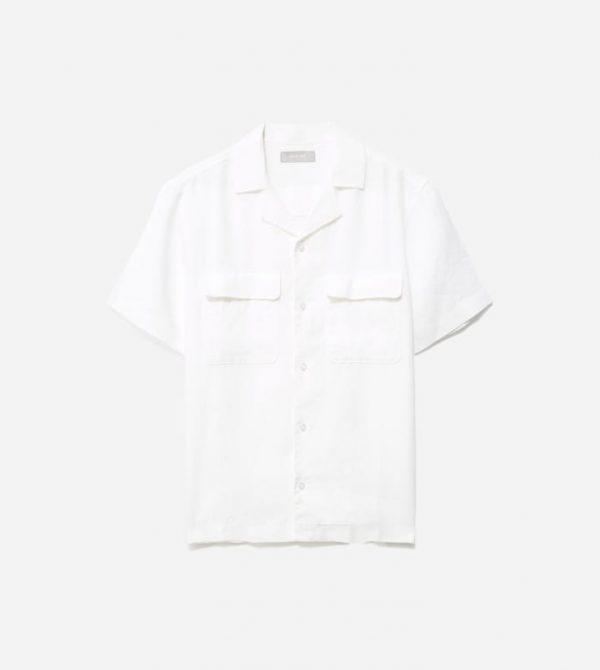 The Linen Camp Shirt