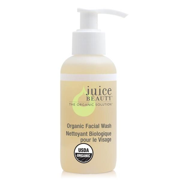USDA Organic Facial Wash