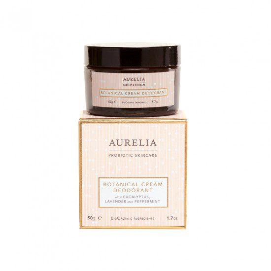Botanical Cream Deodorant | Aurelia Probiotic Skincare