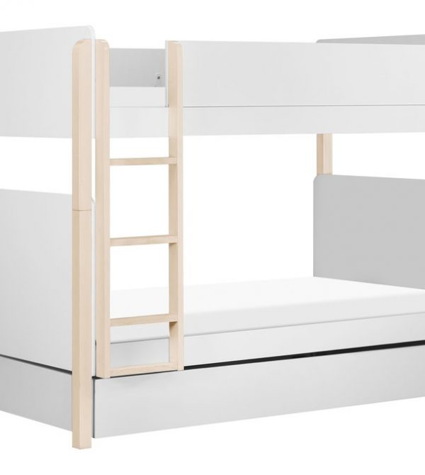 Universal Twin Storage Trundle Bed