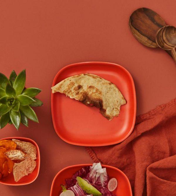 The Big Salad Set – Persimmon