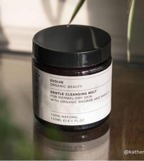 Gentle Cleansing Melt – Organic Balm