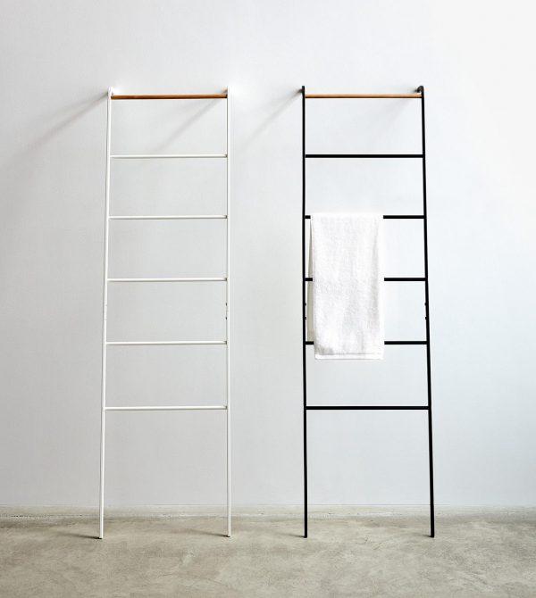 Tower White Ladder