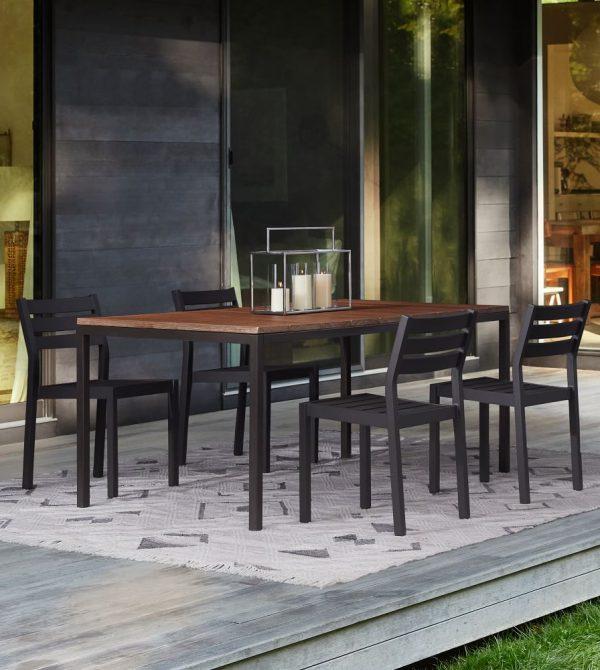 Frame Outdoor Dining Set